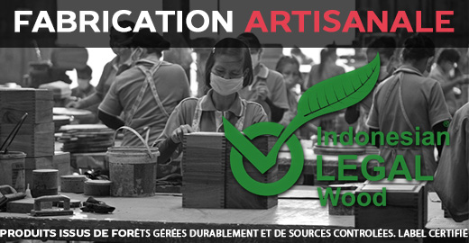 Univers Asie - Fabrication artisanale