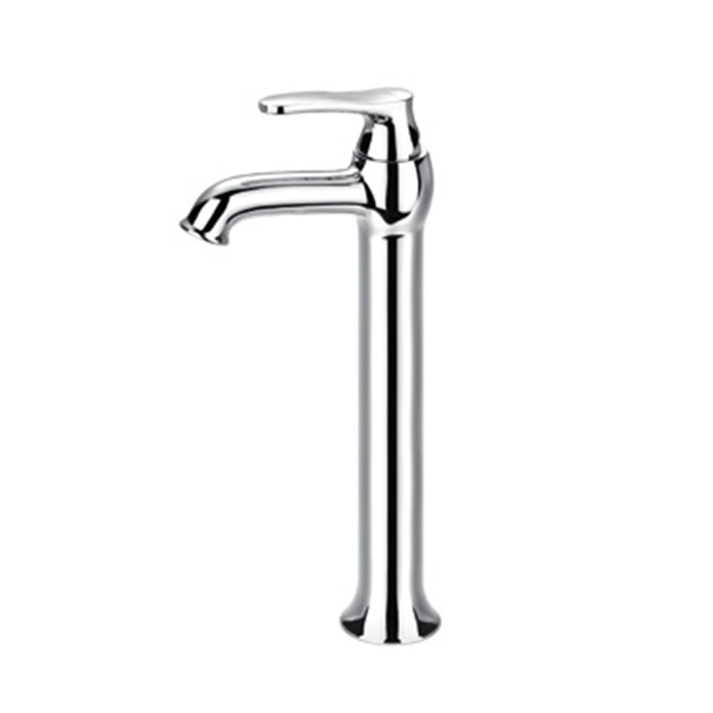 robinet mitigeur r6 chrom pour lavabo haut rob r6 - Robinet Haut Pour Vasque A Poser