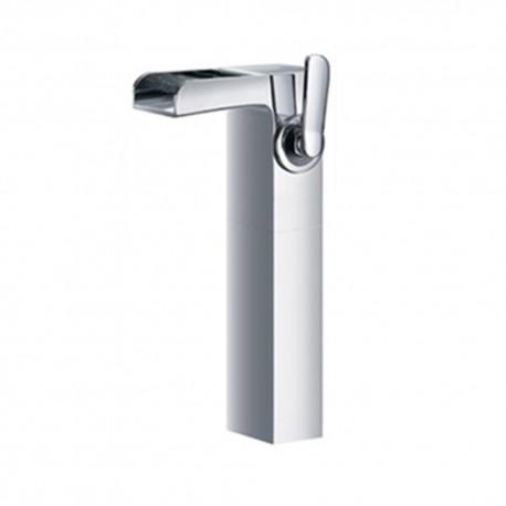 Robinet mitigeur R10 chromé pour lavabo haut (ROB-R10)