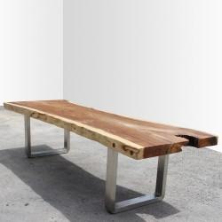 Table en bois de Suar 300cm (SUAR23-300)
