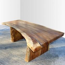 Table en bois de Suar 220cm (SUAR18-220)