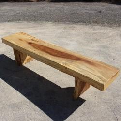 Banc en bois de Suar 200 cm (BSUAR200-012)