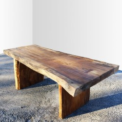Table en bois de Suar 220cm (SUAR20-220)