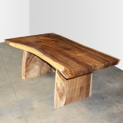 Table en bois de Suar 200cm (SUAR14-200)