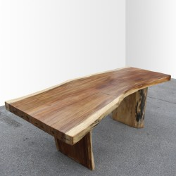 Table en bois de Suar 220cm (SUAR27-220)