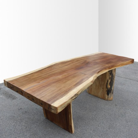 Table en bois de Suar 220cm (SUAR27-220)