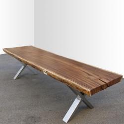 Table en bois de Suar 300cm (SUAR15-300)
