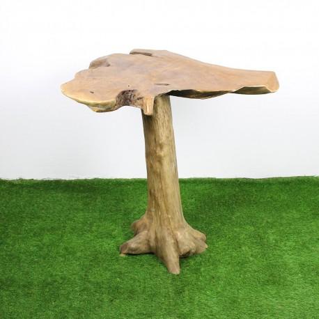 Table haute souche de Teck (TEC3210)