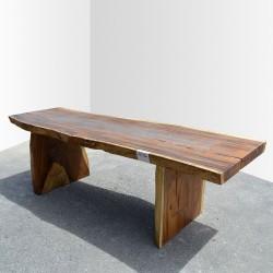 Table en bois de Suar 250cm (SUAR12-250)