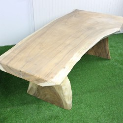 Table en bois de Suar 250cm (SUAR50-250)