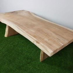Table en bois de Suar 259cm (SUAR51-250)