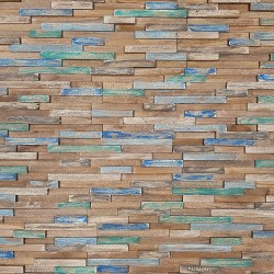 Parement bois de bateau en teck 20x60 cm (PAR-BOIS004)