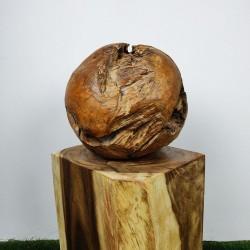 Boule en racine de Teck Ø40cm (BALL-TECK-M15)