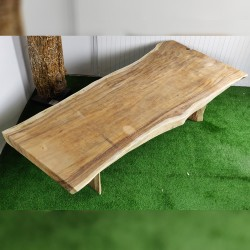 Table en bois de Suar 273cm (SUAR10-280)