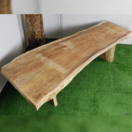 Table en bois de Suar 303cm (SUAR52-300)