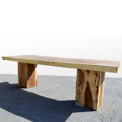 Table en bois de Suar 300cm (SUAR01-300)