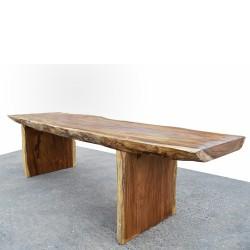 Table en bois de Suar 300cm (SUAR03-300)