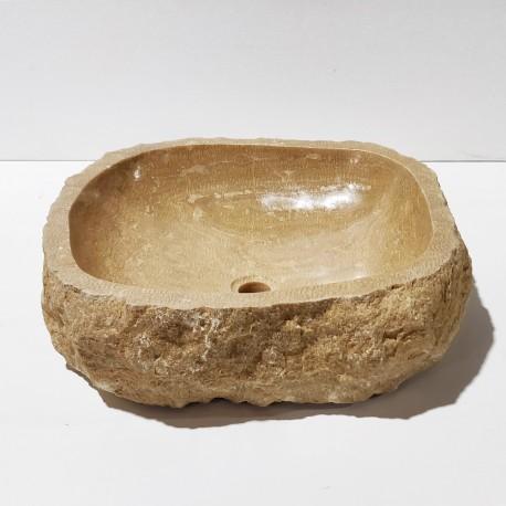 Vasque à poser en onyx 53-54 cm (ONYX55-011)
