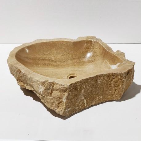 Vasque à poser en onyx 55-44 cm (ONYX55-012)