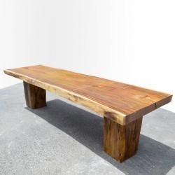 Table en bois de Suar 300cm (SUAR11-300)