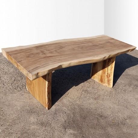 Table en bois de Suar 224 cm (SUAR50-200)