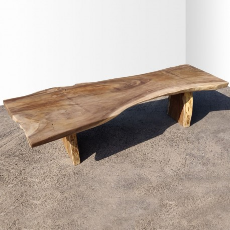 Table en bois de Suar 311cm (SUAR71-300)