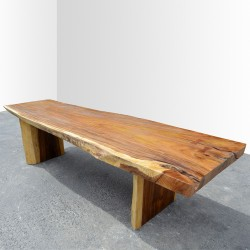Table en bois de Suar 300cm (SUAR20-300)