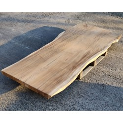 Table en bois de Suar 253cm (SUAR39-253)