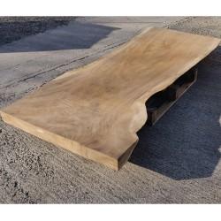 Table en bois de Suar 251cm (SUAR58-251)