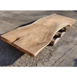 Table en bois de Suar 251cm (SUAR60-251)