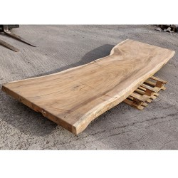 Table en bois de Suar 300cm (SUAR17-300)