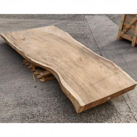 Table en bois de Suar 281cm (SUAR22-281)