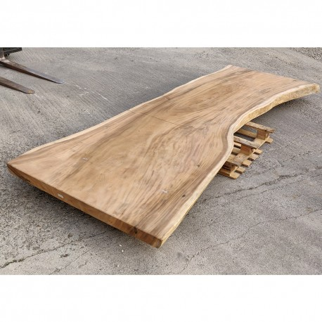 Table en bois de Suar 300cm (SUAR23-300)