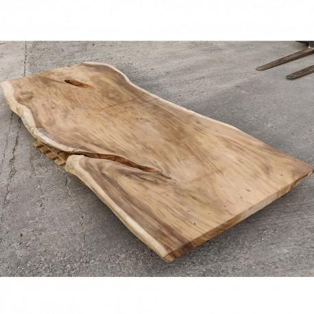 Table en bois de Suar 280cm (SUAR25-280)