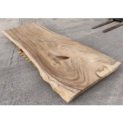 Table en bois de Suar 300cm (SUAR26-300)
