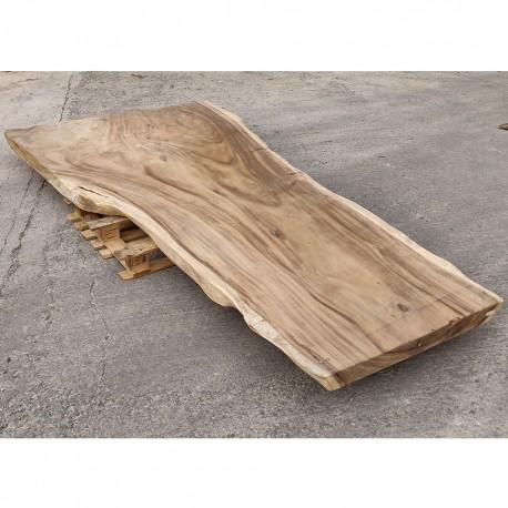 Table en bois de Suar 300cm (SUAR27-300)