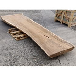 Table en bois de Suar 352cm (SUAR82-352)