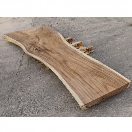 Table en bois de Suar 304cm (SUAR94-304)