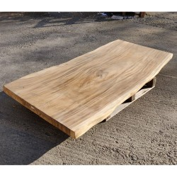 Table en bois de Suar 216cm (SUAR68-216)