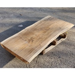 Table en bois de Suar 204cm (SUAR71-204)