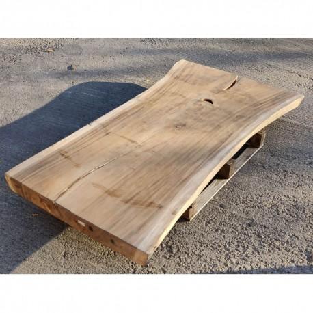 Table en bois de Suar 207cm (SUAR91-207)