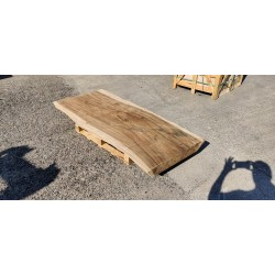 Table en bois de Suar 200cm (SUAR218-200)