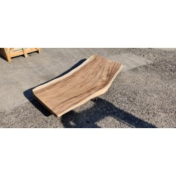 Table en bois de Suar 202cm (SUAR327-202)