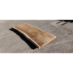 Table en bois de Suar 221cm (SUAR199-221)