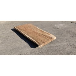 Table en bois de Suar 215cm (SUAR202-215)
