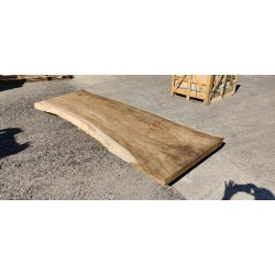 Table en bois de Suar 304cm (SUAR226-304)