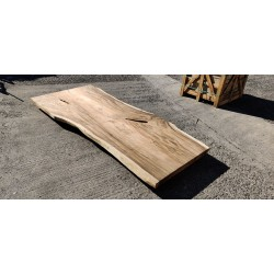 Table en bois de Suar 306cm (SUAR232-306)