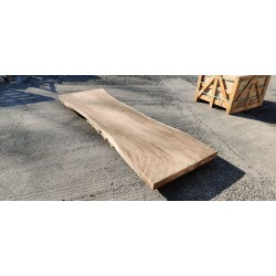 Table en bois de Suar 303cm (SUAR235-303)