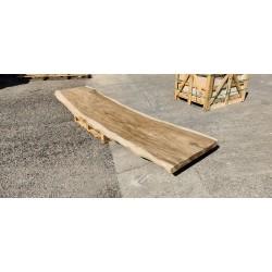 Table en bois de Suar 362cm (SUAR207-362)