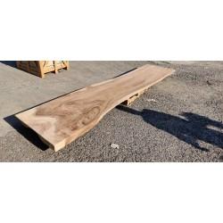 Table en bois de Suar 413cm (SUAR295-413)